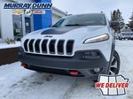 White[Bright White] 2016 Jeep Cherokee LF Corner and Fog Lights (Low) in Nipawin SK