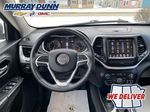 White[Bright White] 2016 Jeep Cherokee Steering Wheel and Dash Photo in Nipawin SK