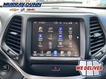 White[Bright White] 2016 Jeep Cherokee Central Dash Options Photo in Nipawin SK