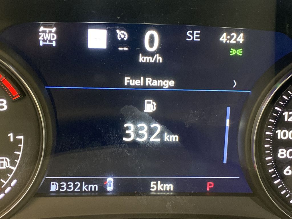 Red[Infrared Tintcoat] 2021 Cadillac XT5 Odometer Photo in Edmonton AB