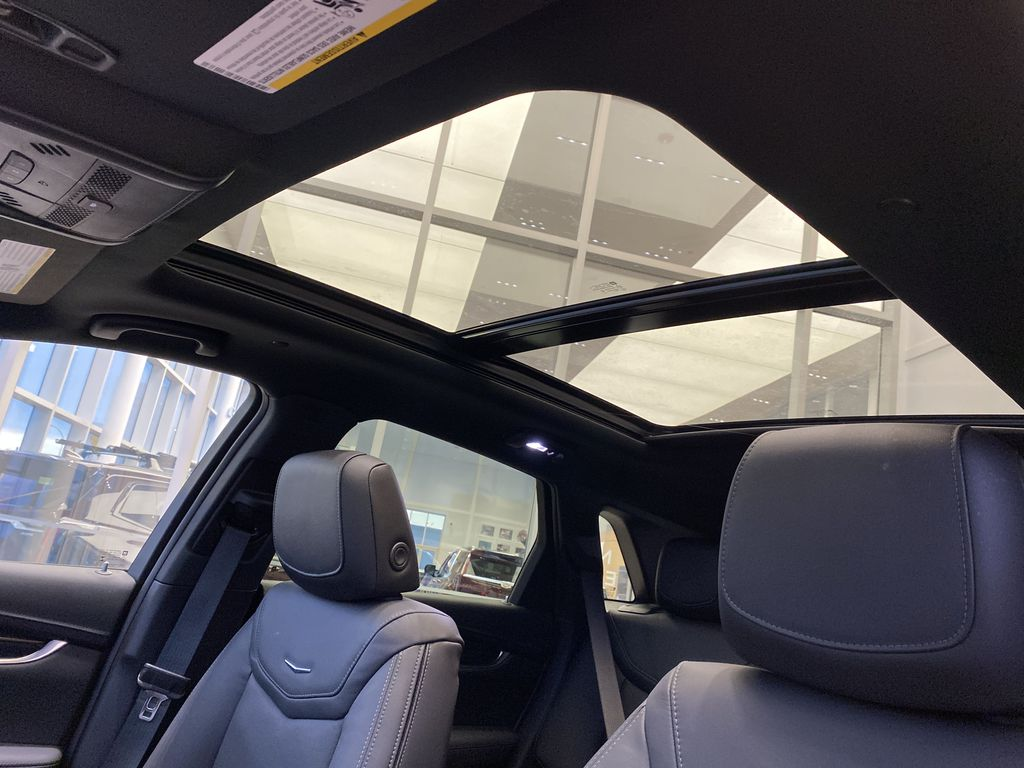 Red[Infrared Tintcoat] 2021 Cadillac XT5 Sunroof Photo in Edmonton AB