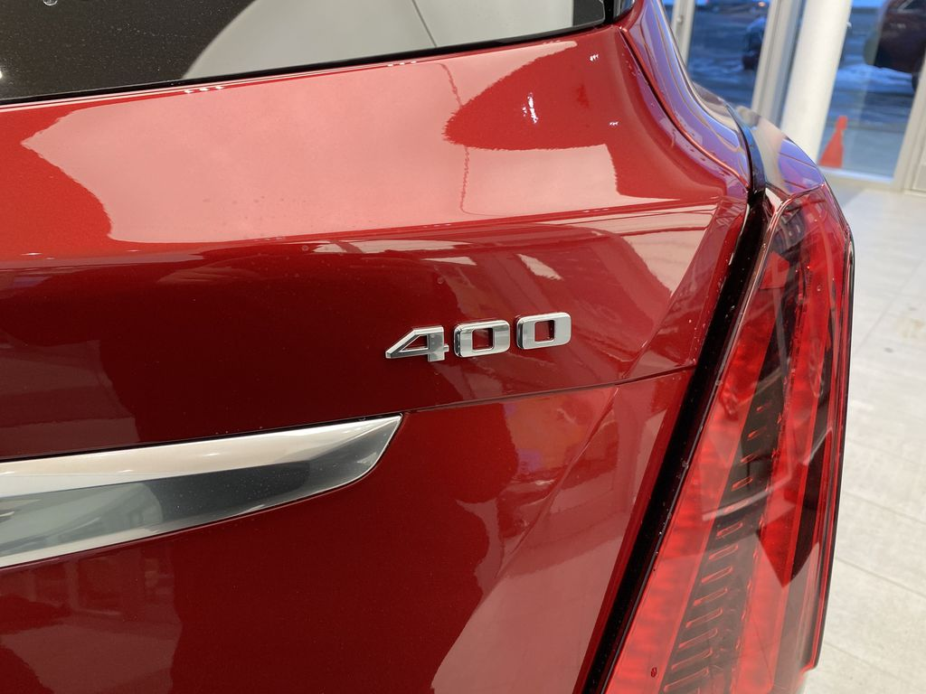 Red[Infrared Tintcoat] 2021 Cadillac XT5 Trim Specific Photo in Edmonton AB