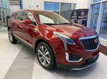 Red[Infrared Tintcoat] 2021 Cadillac XT5 Right Front Corner Photo in Edmonton AB