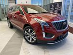Red[Infrared Tintcoat] 2021 Cadillac XT5 Primary Listing Photo in Edmonton AB