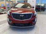 Red[Infrared Tintcoat] 2021 Cadillac XT5 Front Vehicle Photo in Edmonton AB