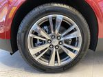 Red[Infrared Tintcoat] 2021 Cadillac XT5 Left Front Rim and Tire Photo in Edmonton AB