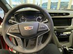 Red[Infrared Tintcoat] 2021 Cadillac XT5 Steering Wheel and Dash Photo in Edmonton AB