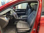Red[Infrared Tintcoat] 2021 Cadillac XT5 Left Front Interior Photo in Edmonton AB