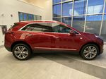 Red[Infrared Tintcoat] 2021 Cadillac XT5 Right Side Photo in Edmonton AB