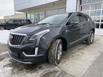 Green[Wilder Metallic] 2021 Cadillac XT5 Premium Luxury Left Front Head Light / Bumper and Grill in Calgary AB