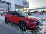 Red[Cherry Red Tintcoat] 2021 Chevrolet Blazer RS Primary Listing Photo in Calgary AB