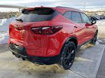 Red[Cherry Red Tintcoat] 2021 Chevrolet Blazer RS Right Rear Corner Photo in Calgary AB