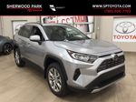 Silver[Silver Sky Metallic] 2021 Toyota RAV4 Limited Primary Listing Photo in Sherwood Park AB