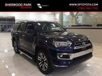 Blue[Nautical Blue Metallic] 2021 Toyota 4Runner Limited Primary Listing Photo in Sherwood Park AB