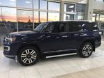 Blue[Nautical Blue Metallic] 2021 Toyota 4Runner Limited Left Side Photo in Sherwood Park AB
