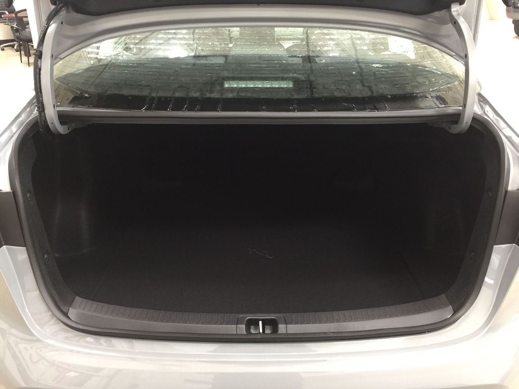 Gray[Cement Grey Metallic] 2021 Toyota Corolla Apex Edition Cargo Area/Rear Seats Photo in Sherwood Park AB