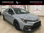 Gray[Cement Grey Metallic] 2021 Toyota Corolla Apex Edition Primary Listing Photo in Sherwood Park AB