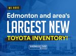 Black[Midnight Black Metallic] 2021 Toyota RAV4 LE AWD Marketing Slide 1 in Sherwood Park AB