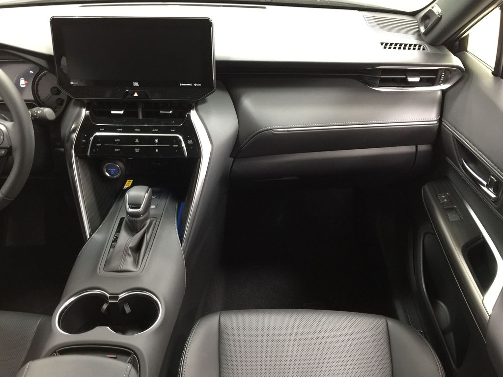 White[Blizzard Pearl] 2021 Toyota Venza XLE Hybrid Right Front Seat Photo in Sherwood Park AB