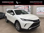 White[Blizzard Pearl] 2021 Toyota Venza XLE Hybrid Primary Listing Photo in Sherwood Park AB