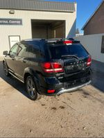 Black 2016 Dodge Journey Left Front Rim and Tire Photo in Fort Macleod AB
