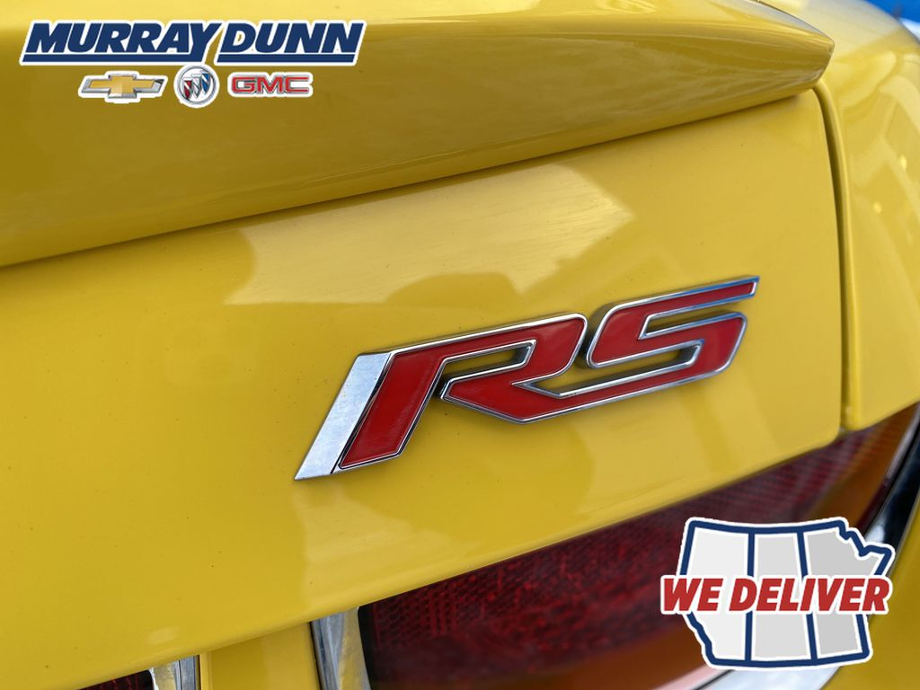 Yellow[Rally Yellow] 2012 Chevrolet Camaro LT Special Package Brand Photo in Nipawin SK