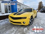 Yellow[Rally Yellow] 2012 Chevrolet Camaro LT Primary Listing Photo in Nipawin SK