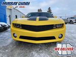 Yellow[Rally Yellow] 2012 Chevrolet Camaro LT Front Vehicle Photo (Low) in Nipawin SK