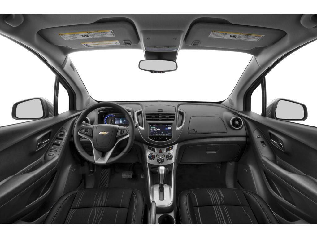White 2016 Chevrolet Trax Driver's Side Door Controls Photo in Brooks AB