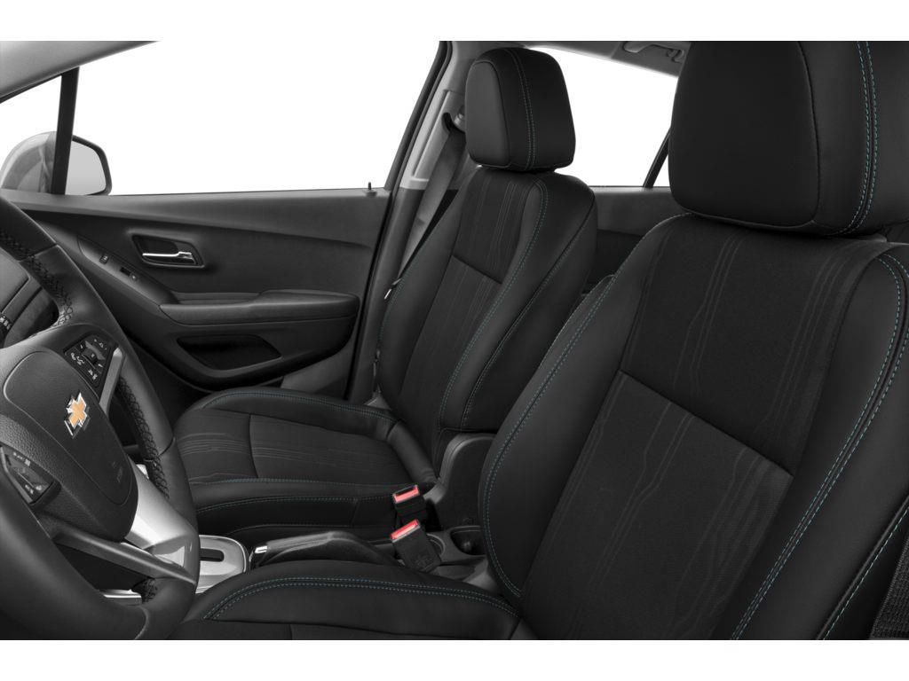 White 2016 Chevrolet Trax Left Front Interior Photo in Brooks AB