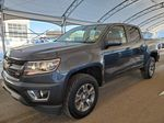 Grey 2019 Chevrolet Colorado Central Dash Options Photo in Airdrie AB