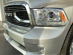 Silver[Bright Silver Metallic] 2016 Ram 1500 Left Front Head Light / Bumper and Grill in Edmonton AB