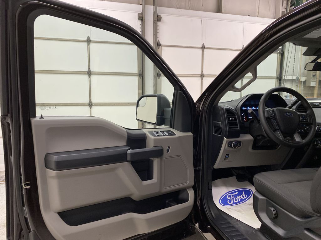 Red[Magma] 2020 Ford F-150 Left Front Interior Door Panel Photo in Dartmouth NS