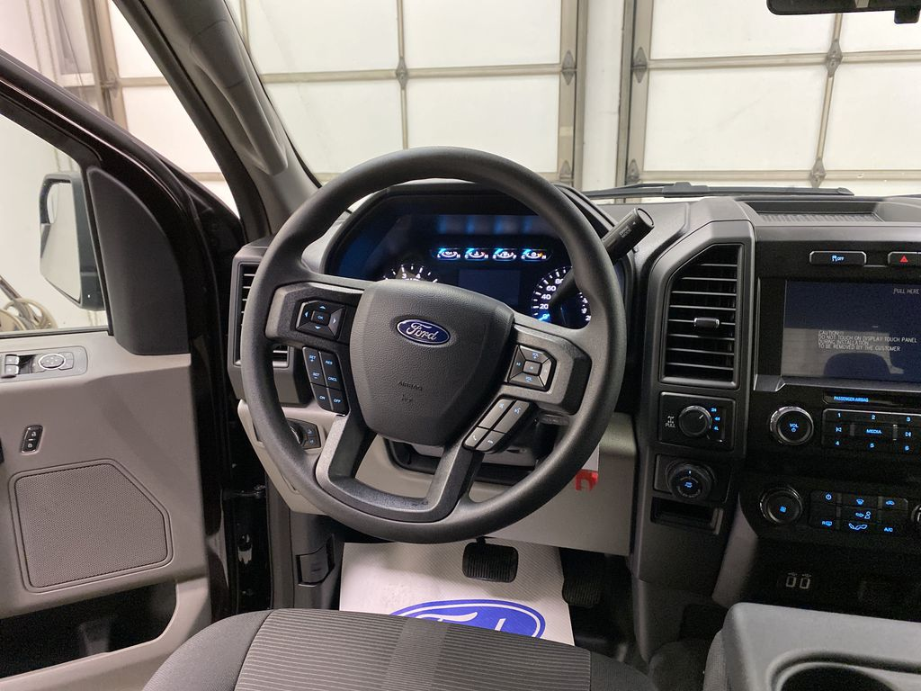Red[Magma] 2020 Ford F-150 Strng Wheel: Frm Rear in Dartmouth NS