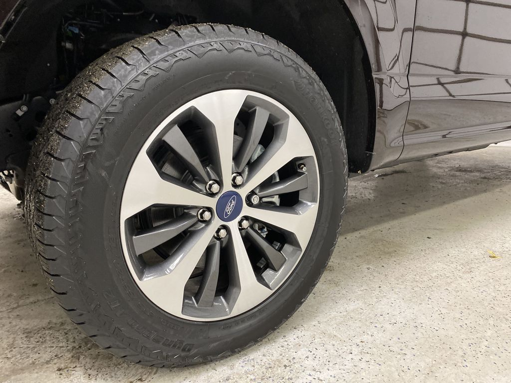 Red[Magma] 2020 Ford F-150 Left Front Rim and Tire Photo in Dartmouth NS