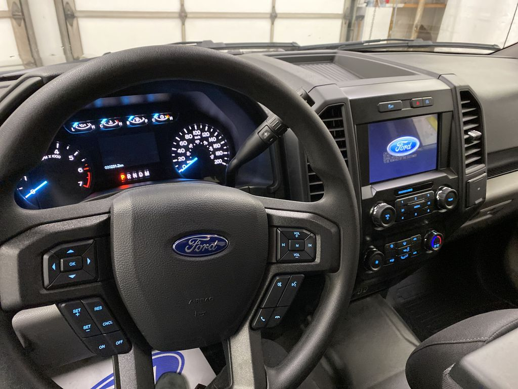 Red[Magma] 2020 Ford F-150 Steering Wheel and Dash Photo in Dartmouth NS