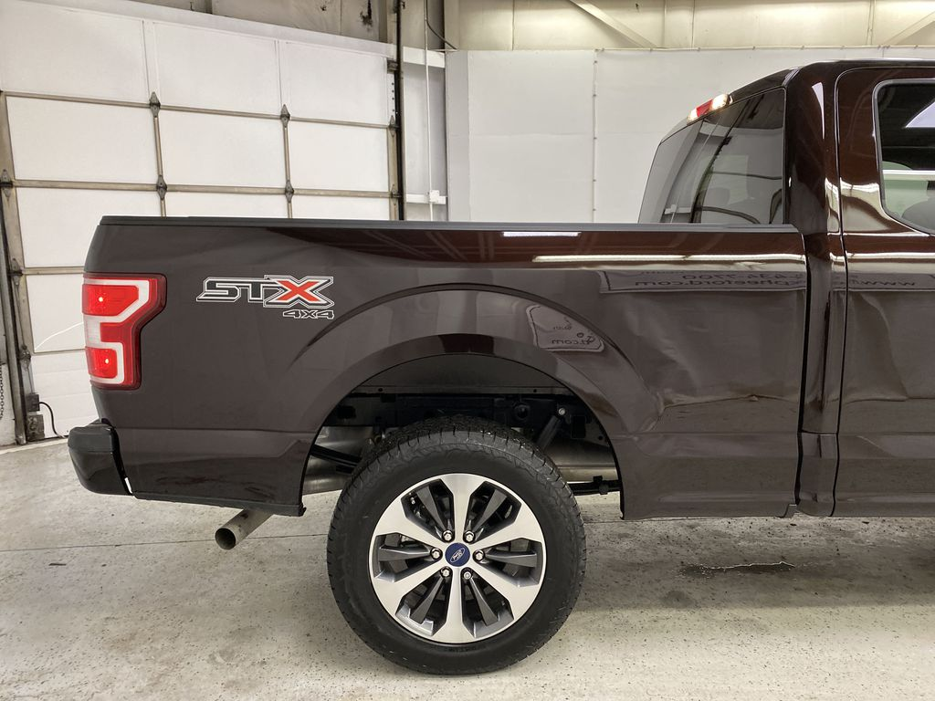 Red[Magma] 2020 Ford F-150 Right Rear Corner Photo in Dartmouth NS