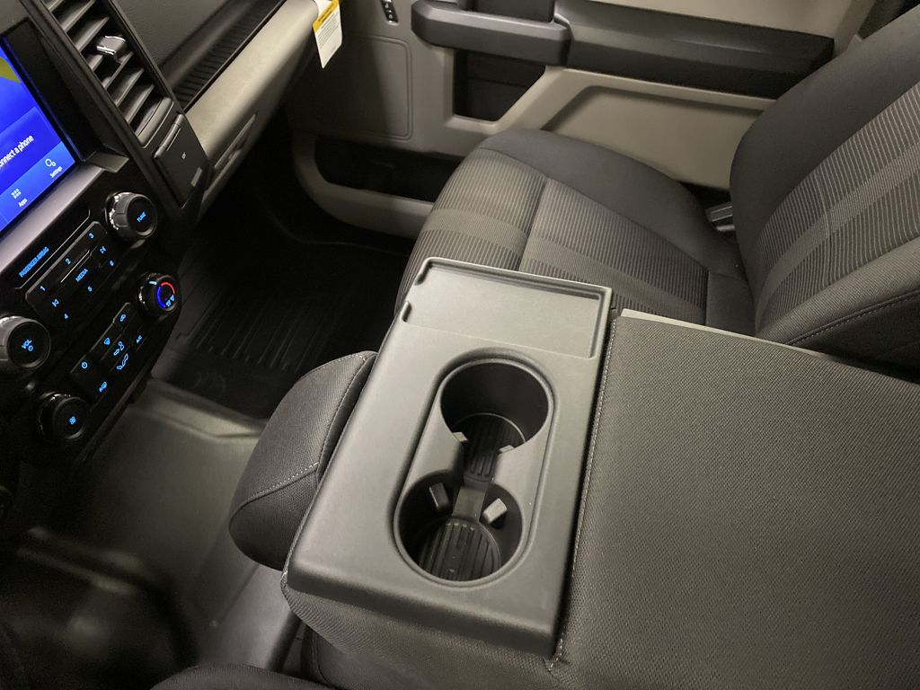 Red[Magma] 2020 Ford F-150 Center Console Photo in Dartmouth NS