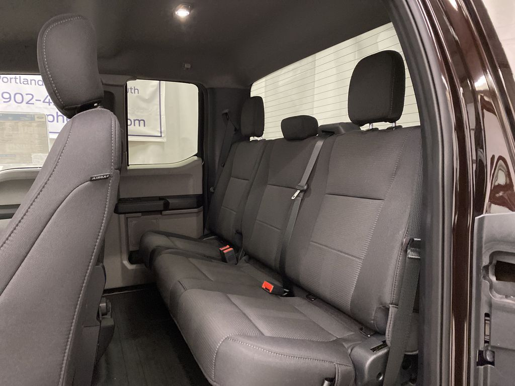 Red[Magma] 2020 Ford F-150 Left Side Rear Seat  Photo in Dartmouth NS