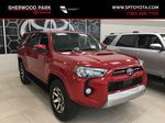 Red[Barcelona Red Metallic] 2021 Toyota 4Runner TRD Off-Road Primary Listing Photo in Sherwood Park AB
