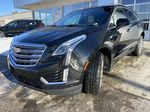 Black[Stellar Black Metallic] 2017 Cadillac XT5 Luxury Left Front Head Light / Bumper and Grill in Calgary AB