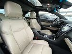 White[Crystal White Tricoat] 2018 Cadillac ATS Sedan Luxury AWD Right Side Front Seat  Photo in Calgary AB