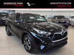 Brown[Opulent Amber] 2021 Toyota Highlander XLE Primary Listing Photo in Sherwood Park AB