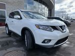 White 2016 Nissan Rogue Engine Compartment Photo in Brampton ON