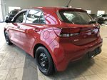 Red 2018 Kia Rio 5-door LX Left Rear Corner Photo in Edmonton AB