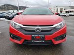Red[Rallye Red] 2017 Honda Civic Coupe Front Vehicle Photo in Kelowna BC