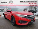 Red[Rallye Red] 2017 Honda Civic Coupe Primary Listing Photo in Kelowna BC