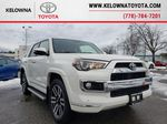 White[Blizzard Pearl] 2018 Toyota 4Runner Primary Listing Photo in Kelowna BC