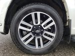 White[Blizzard Pearl] 2018 Toyota 4Runner Left Front Rim and Tire Photo in Kelowna BC