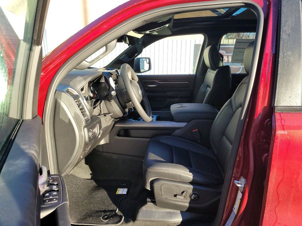 Red 2021 Ram 1500 Sunroof Photo in Fort Macleod AB